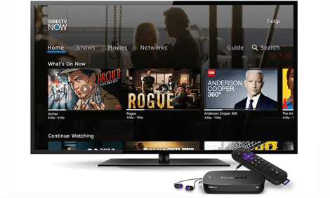 DIRECTV NOW Arrives on Select Roku Devices | Roku Guide