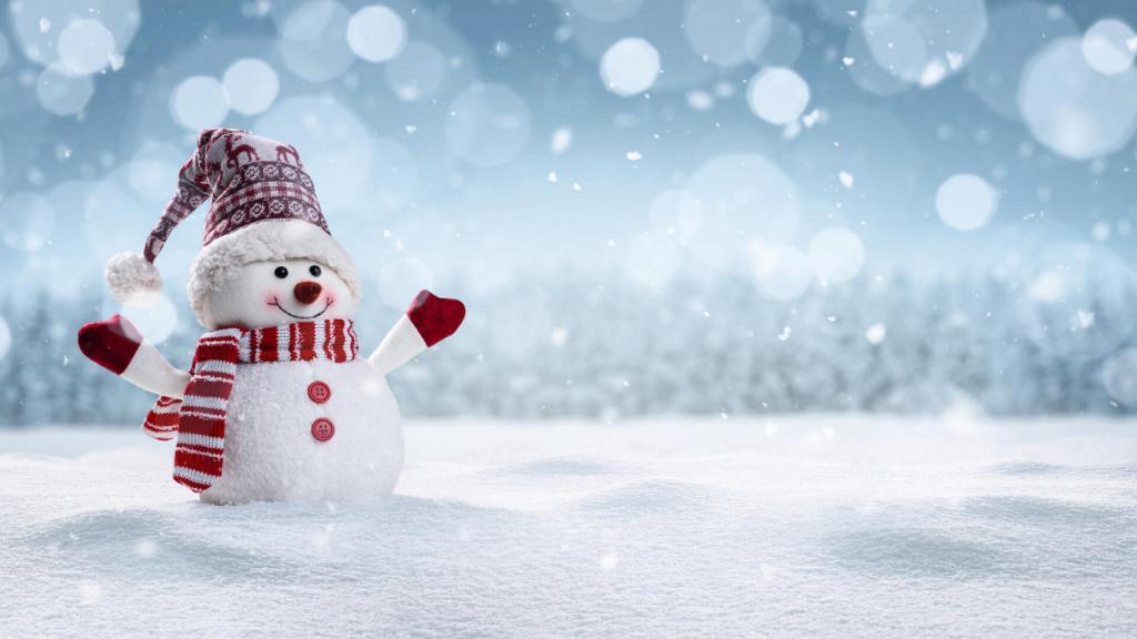 Snowman Screensaver   Roku Guide