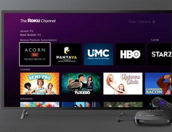 Acorn TV, PANTAYA, UMC Come To Roku Channel Premium Subscriptions