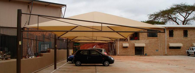Supplies And Installation Of Carport System Car Shades