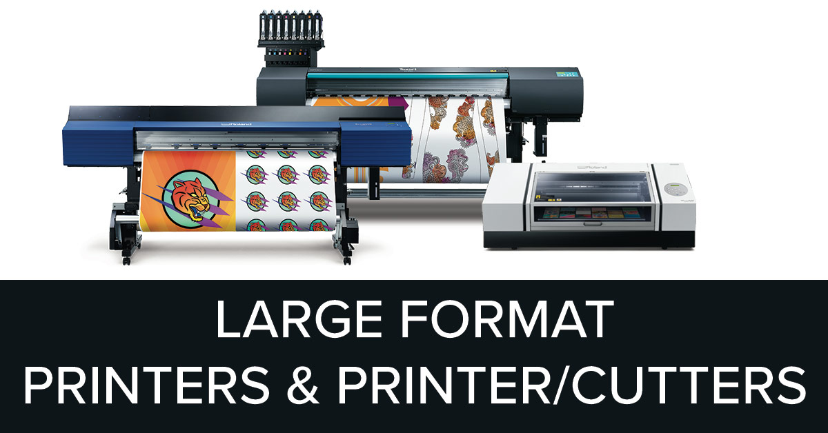 large format printers roland dga