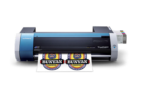 "VersaStudio BN-20 20"" Eco-Solvent Inkjet Printer/Cutter | Roland DGA"