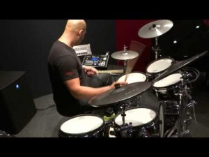 Video thumbnail for youtube video Omar Tavarez (Pitbull): Survival Tips for Drummers - Roland U.S. Blog