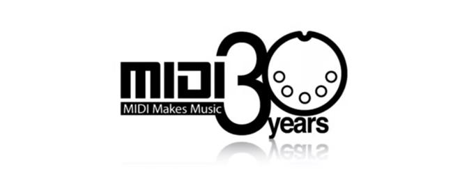 30 years of midi