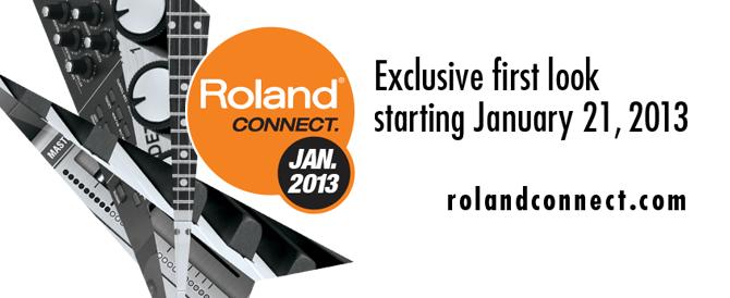 Roland Connect Blog Banner