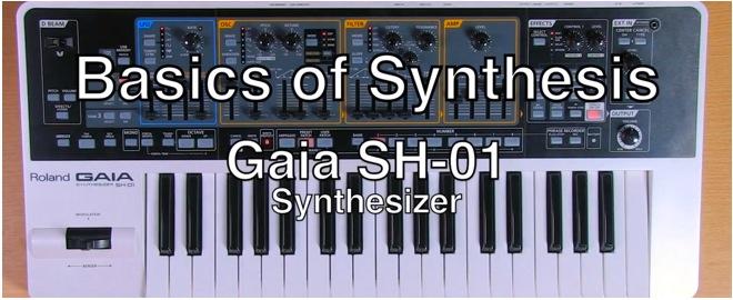 basics of synth