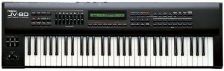 1992 JV-80