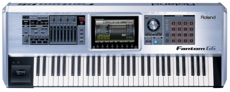 Fantom-G6 Roland Synthesizer