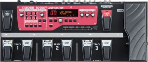 RC-300 Loop Station by BOSS