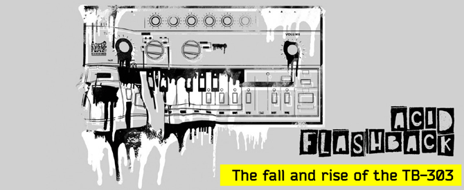 TB-303 Acid Flashback - Roland U S  Blog