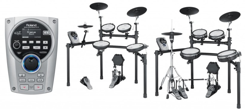 Roland TD-15 drum kit