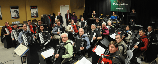 United States Digital  Accordion Orchestra