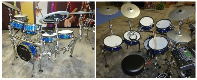 V-Drums Kit for Lefties TD-20SX