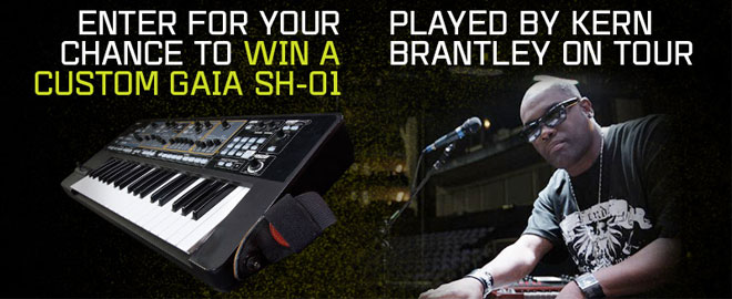 Win Kern Brantley's Custom GAIA SH-01