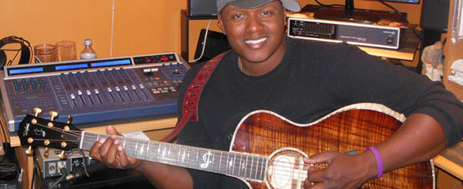 Javier Colon with SONAR X2