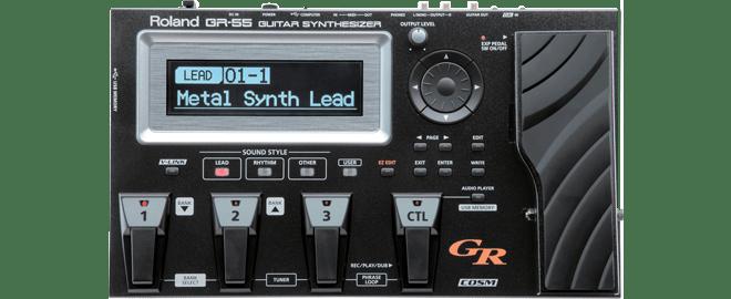 Roland GR-55 Guitar Synth