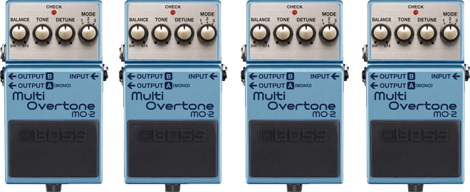 mo-2 multi overtone with mdp technology