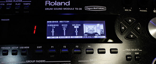 how to use roland cube kit