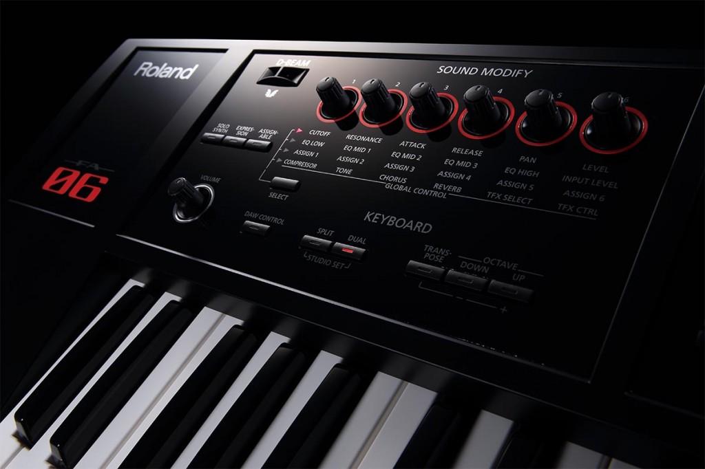 FA-06 Sound Modify
