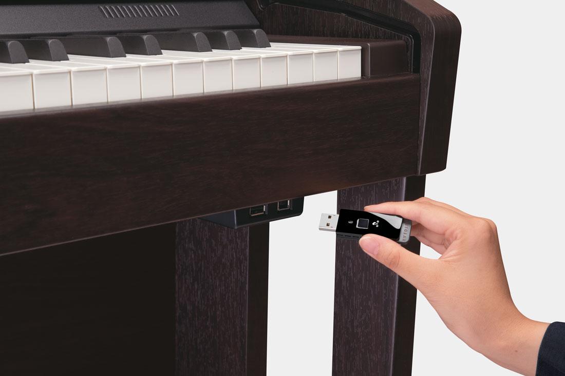 Roland Digital Home Piano USB Connector