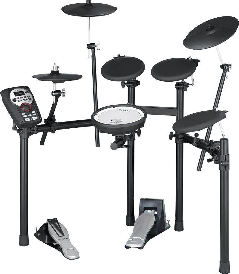 KT-10 and TD-11K V-Compact Series V-Drums