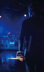 Drummer with TM-2 Hybrid Drums Module