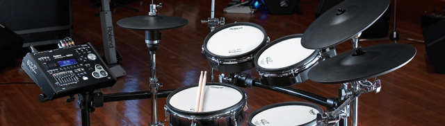 Make the Perfect Kit with Drum Effects - Roland U S  Blog