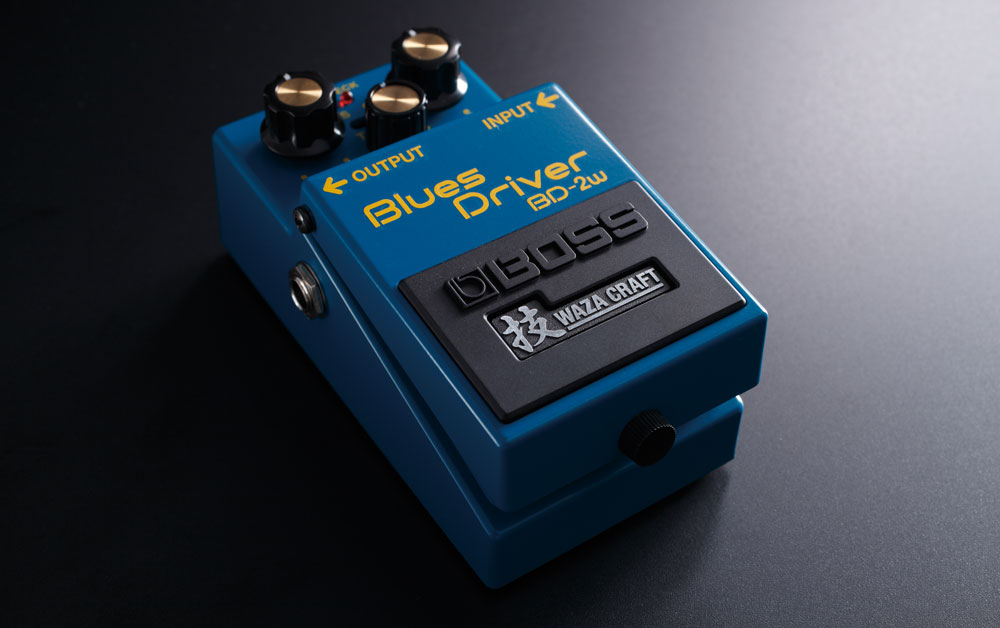 Waza Craft BD-2W Blues Driver