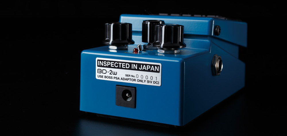 Waza Craft Pedals are Inspected in Japan