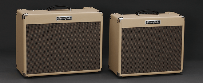Roland Blues Cube Artist and Blues Cube Stage Guitar Amplifiers