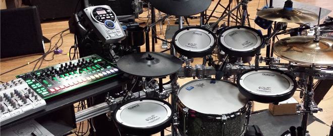 Nate Morton: My TR-8 Setup for The Voice