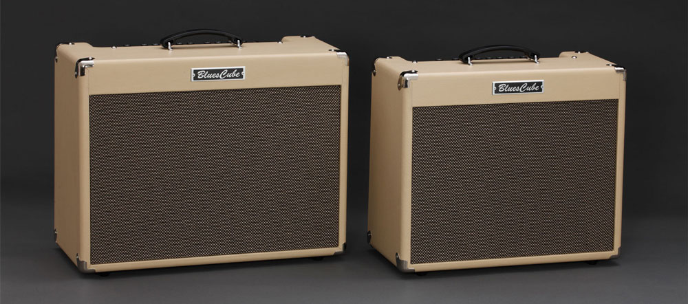 Roland Blues Cube amps