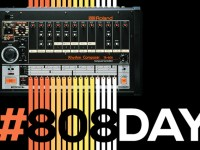 """808 Day"" Celebrates the Legendary Roland TR-808"
