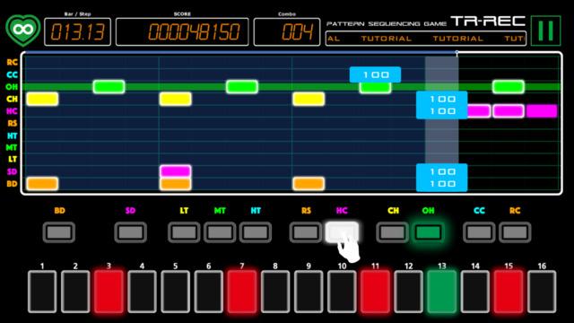 TR-REC Screenshot 1
