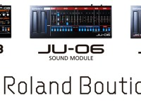 The Legendary Sounds of the Roland Boutique Series