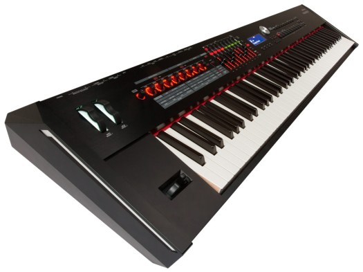 BK-9 Backing Keyboard - Roland U S  Blog