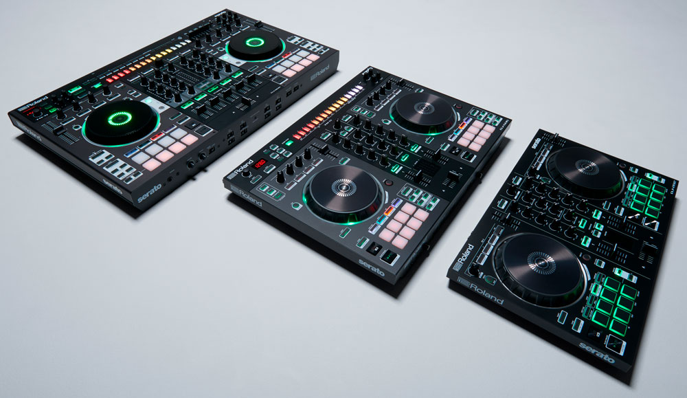 New Quick-Start Videos for the Roland DJ-202 and DJ-505 DJ