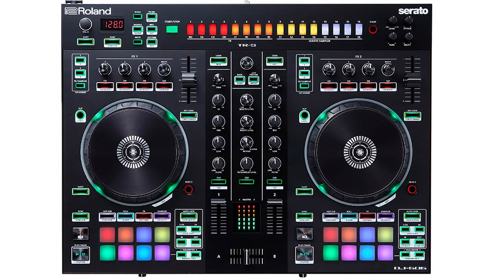 Attention DJ Series Owners: Download Your Free Roland TR-S DJ Sample