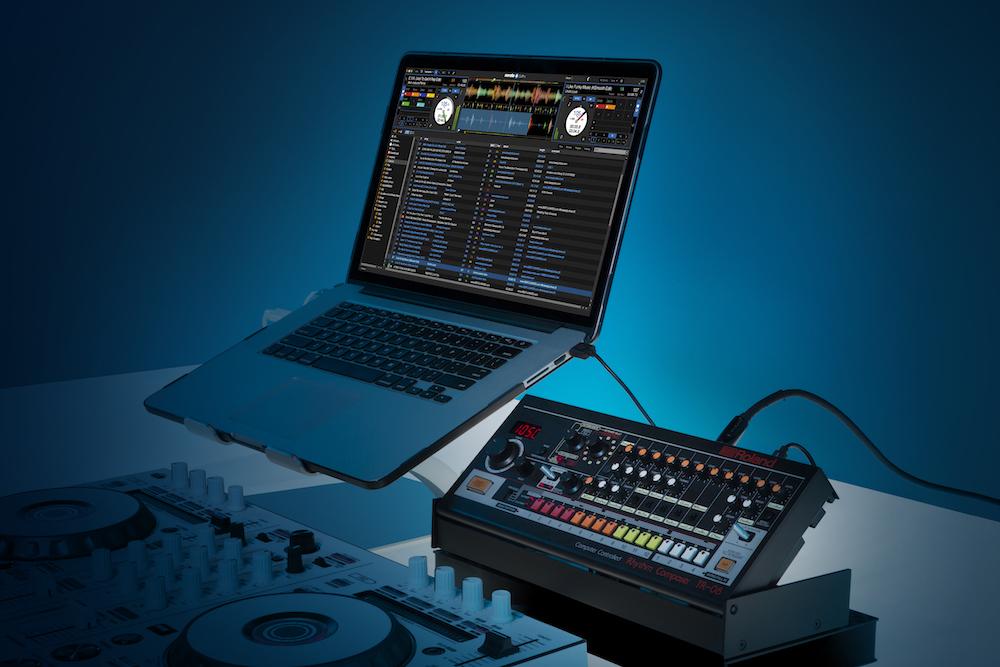 Serato DJ PRO 2 1 1 Public Beta Featuring Roland TR-SYNC Now