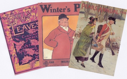 1916 Christmas Annuals