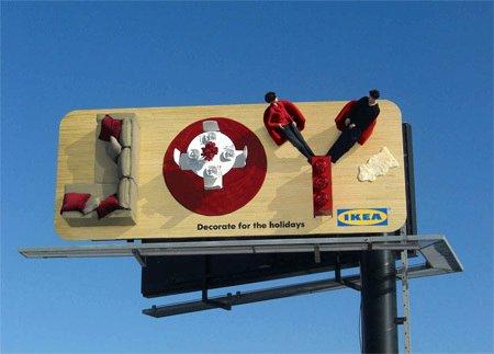 publicidad exterior Ikea