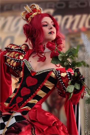 Beautiful Queen of Hearts Cosplays  Rolecosplay