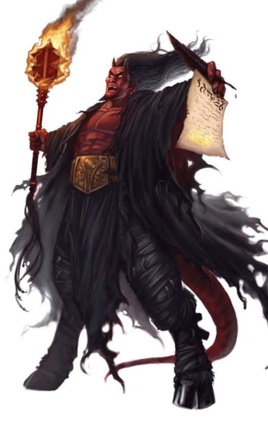 Asmodius the Demon Prince