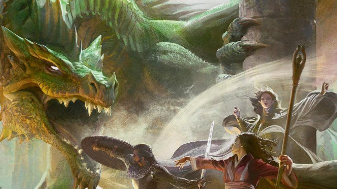 Dungeons and dragons contra el Coronavirus