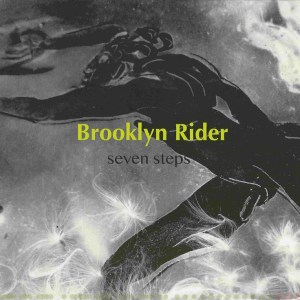 Beethoven, string quartets op.131; Seven Steps, Brooklyn Rider, CD cover