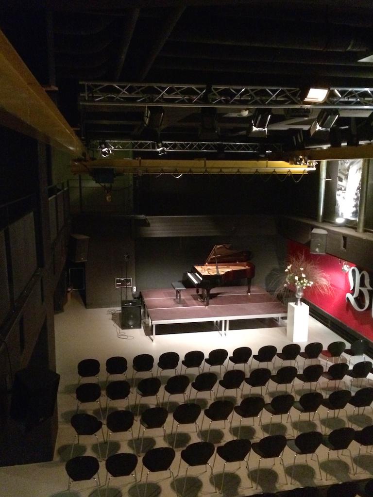 Yulianna Avdeeva, concert Baden/CH 2014-03-08, concert venue