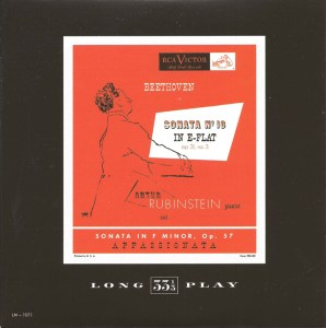 Rubinstein, The Complete Album Collection (142 CDs), cover, CD # 20