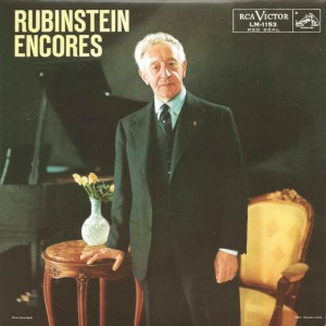 Rubinstein, The Complete Album Collection (142 CDs), cover, CD # 32