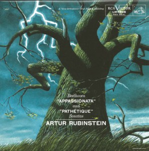 Rubinstein, The Complete Album Collection (142 CDs), cover, CD # 53