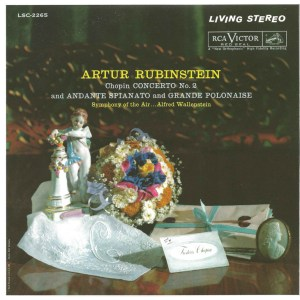 Rubinstein, The Complete Album Collection (142 CDs), cover, CD # 66